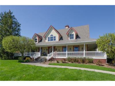Single Family Home For Sale: 7234 Marsh Road