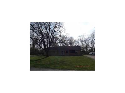 Delaware County Multi Family Home For Sale: 7101-7103 Primrose Parkway