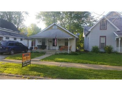 Middletown Single Family Home For Sale: 860 High Street