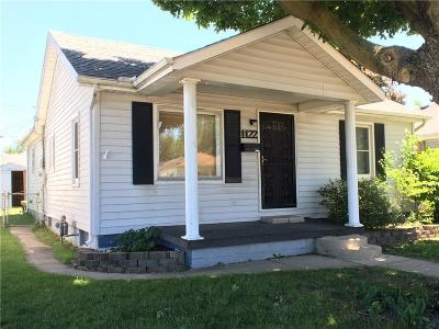 Henry County Single Family Home For Sale: 1122 South 22nd Street