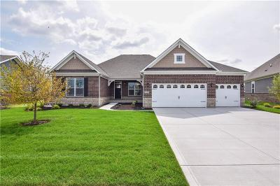 Fishers IN Single Family Home For Sale: $349,990