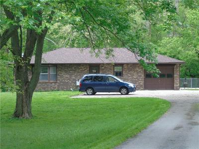 Pendleton Single Family Home For Sale: 2584 West Mercer Lane