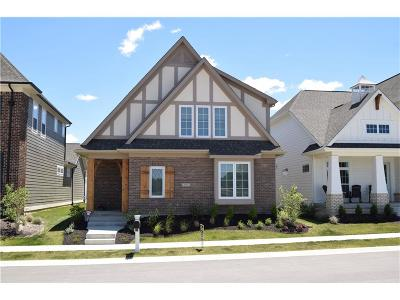 Westfield Single Family Home For Sale: 1511 Rossmay Drive
