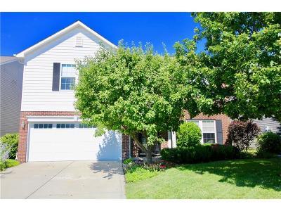 Whitestown Single Family Home For Sale: 3776 White Cliff Way