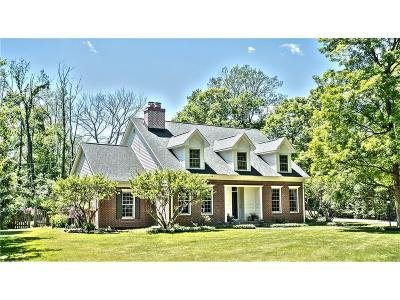 Single Family Home For Sale: 5952 Stafford Road