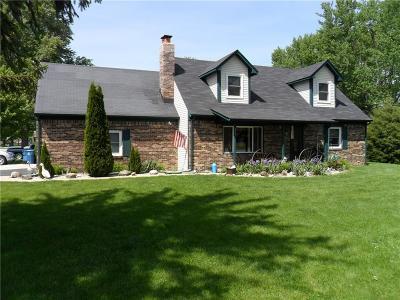 Cicero Single Family Home For Sale: 310 East Jackson Street