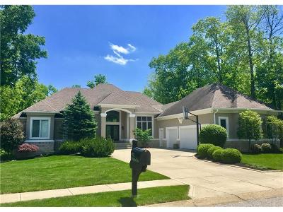 Indianapolis Single Family Home For Sale: 6917 Bentgrass Drive