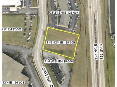 Plainfield Commercial Lots & Land For Sale: 6019 Gateway Drive
