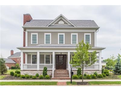 Sheridan, Fortville, Carmel, Noblesville, Atlanta Single Family Home For Sale: 12823 Bird Cage Walk