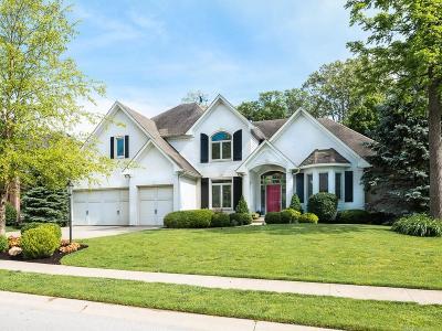 Mc Cordsville, Mccordsville Single Family Home For Sale: 10292 Springstone Road