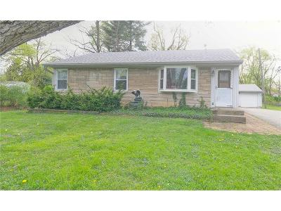 Indianapolis Single Family Home For Sale: 3904 South Lasalle Street