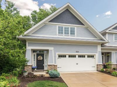 Boone County, Clinton County, Hamilton County, Hendricks County, Madison County Condo/Townhouse For Sale: 441 Firefly Lane