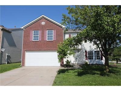 Camby Single Family Home For Sale: 8755 Ogden Dunes Drive