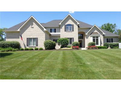 Single Family Home For Sale: 8914 Summer Estate Drive