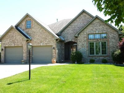 Fishers Single Family Home For Sale: 10108 Cheswick Lane