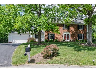 Indianapolis Single Family Home For Sale: 7233 Sondridge Circle