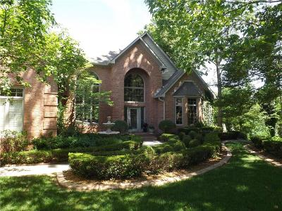 Greenwood Single Family Home For Sale: 2874 Silverwood Lane