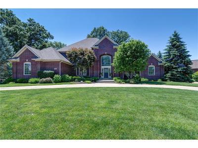 Sheridan, Fortville, Carmel, Noblesville, Atlanta Single Family Home For Sale: 10380 High Grove Drive