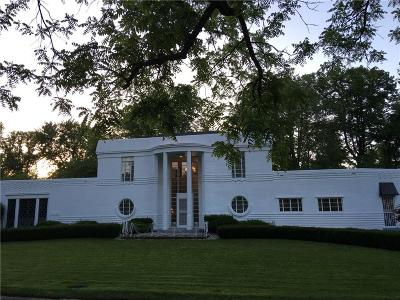 Delaware County Single Family Home For Sale: 3100 West University Avenue