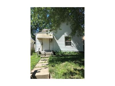 Indianapolis Single Family Home For Sale: 1334 East Naomi Street