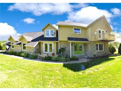 Franklin County Single Family Home For Sale: 68 Egs Boulevard