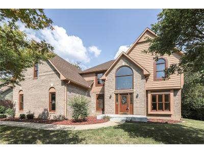 Greenwood Single Family Home For Sale: 467 North Vanhoy Drive