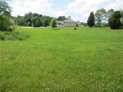 Martinsville Residential Lots & Land For Sale: 1720 West Foxcliff Drive S