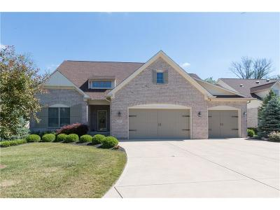 Greenwood Single Family Home For Sale: 4139 Bayberry Court