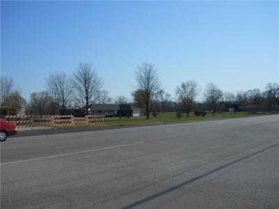 Brownsburg Commercial Lots & Land Active W Contingency: 2563 North State Road 267