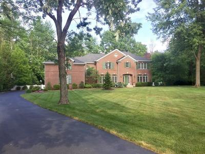 Single Family Home For Sale: 7055 North Dover Road