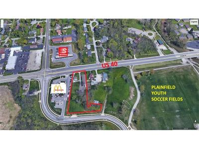 Plainfield Commercial Lots & Land For Sale: 603 West Main Street