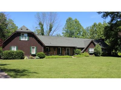 Plainfield, Plainflied Single Family Home For Sale: 7914 South State Road 267
