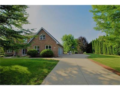 Mc Cordsville Single Family Home For Sale: 6060 Terra Lane