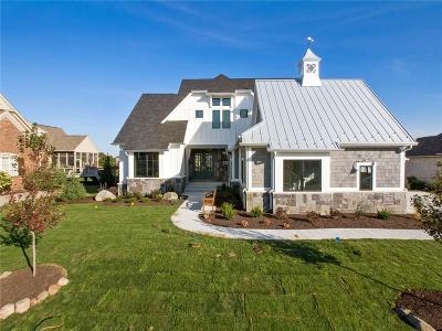 Carmel Single Family Home For Sale: 3702 Pete Dye Boulevard