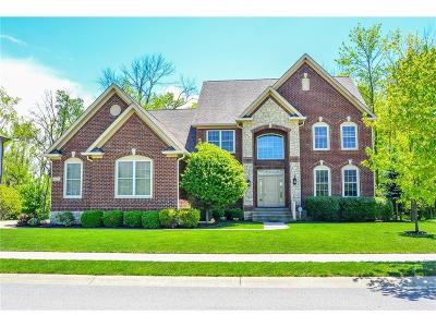 Fishers Single Family Home For Sale: 14905 Silent Bluff Court