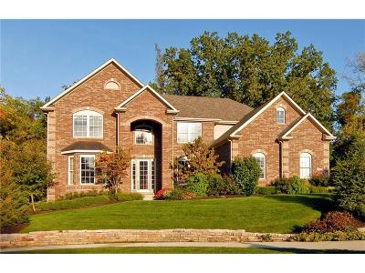 Noblesville Single Family Home For Sale: 16425 North Gleneagles Court