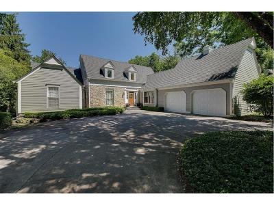 Indianapolis Single Family Home For Sale: 7820 Sailors Lane