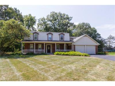 Noblesville Single Family Home For Sale: 403 Regents Park Lane