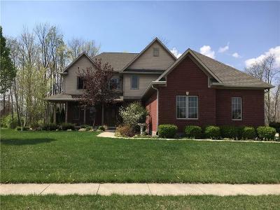 Avon Single Family Home For Sale: 6095 Cedar Bend Way