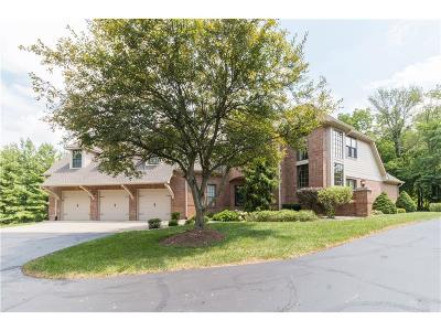 Greenwood Single Family Home For Sale: 3625 Saddle Club Road