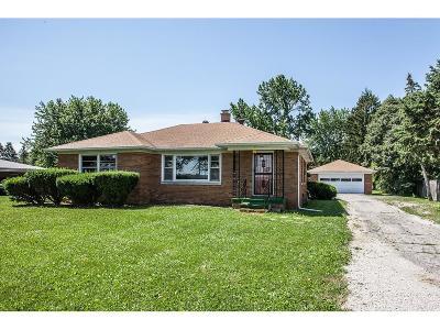 Brownsburg Single Family Home For Sale: 1025 East Main Street