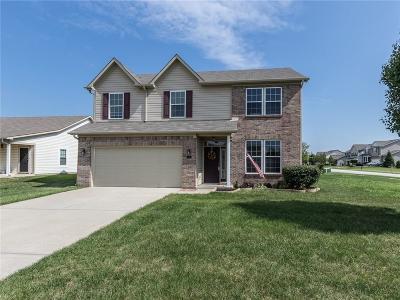Mc Cordsville Single Family Home For Sale: 6103 North Woods Edge Drive