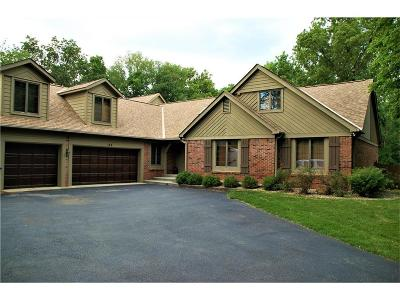 Noblesville Single Family Home For Sale: 144 Sylvan Trail