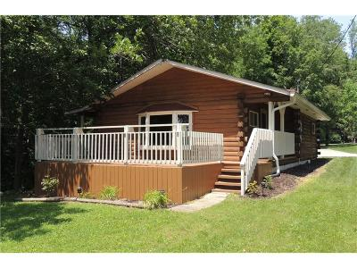 Heritage Lake Single Family Home For Sale: 62 Mill Springs