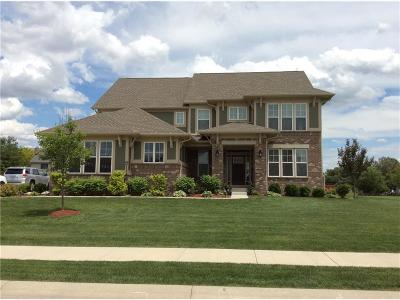Brownsburg Single Family Home For Sale: 1545 Windswept