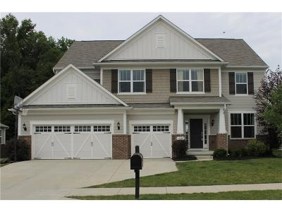 Fishers Single Family Home For Sale: 12982 Silbury Hill Way