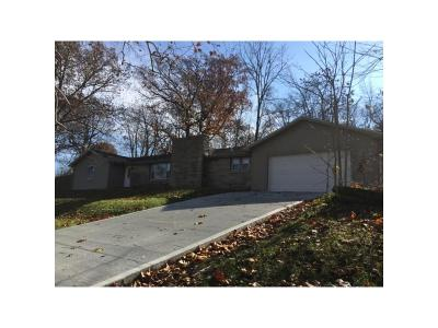 Henry County Single Family Home For Sale: 1205 Sunset Drive