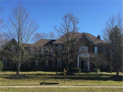 Carmel Single Family Home For Sale: 5463 Woodfield Way