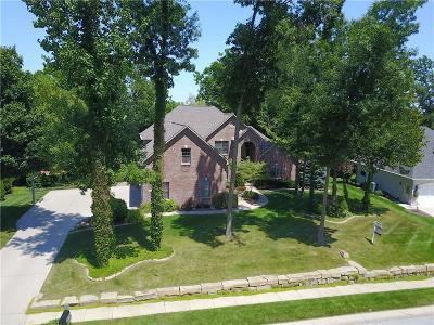 Avon, Avon/indpls Single Family Home For Sale: 4826 E County Road 100 S