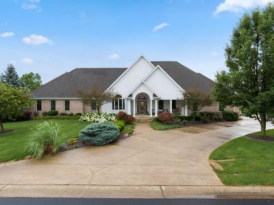 Brownsburg Single Family Home For Sale: 10614 Reel Creek Lane N